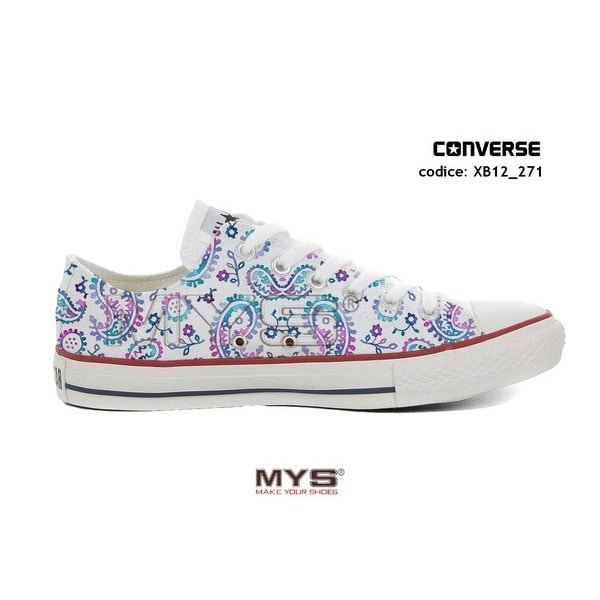 CONVERSE ALL STAR LOW CUSTOMIZED COLORS COD. XB12_271